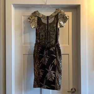 Anthropologie Sheath Dress